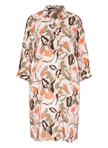 Smith&Soul Kleid, Farbe: OLIV/ LACHS/ ROSA (Bild 1)