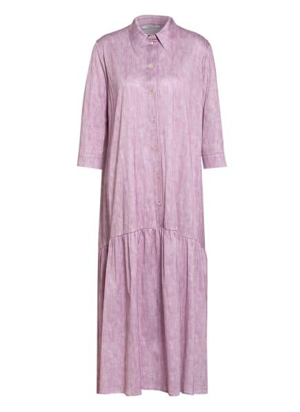 CIRCOLO 1901 Kleid mit 3/4-Arm, Farbe: HELLLILA (Bild 1)