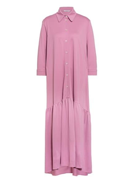 CIRCOLO 1901 Piqué-Kleid mit 3/4-Arm, Farbe: ALTROSA (Bild 1)