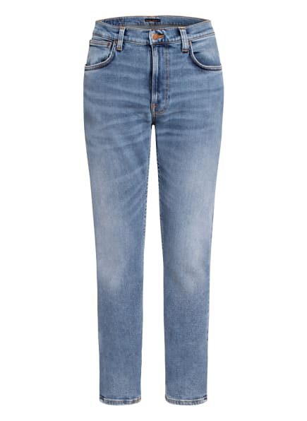 Nudie Jeans Jeans LEAN DEAN Tapered Fit, Farbe: Indigo Hub (Bild 1)