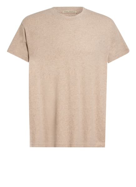 Nudie Jeans T-Shirt MILTON, Farbe: BEIGE (Bild 1)