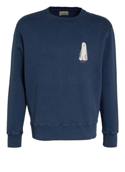 Nudie Jeans Sweatshirt FRASSE, Farbe: BLAU (Bild 1)