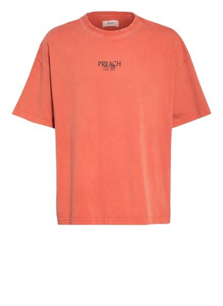 PREACH Oversized-Shirt, Farbe: LACHS (Bild 1)