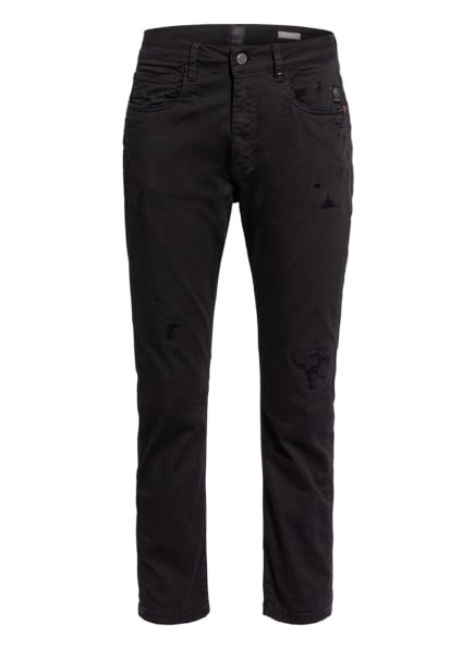 ER ELIAS RUMELIS Boyfriend Jeans ERLEONA SUMMER, Farbe: 81 BLACK (Bild 1)