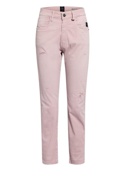 ER ELIAS RUMELIS 7/8-Boyfriend Jeans ERLEONA SUMMER, Farbe: ROSÉ (Bild 1)