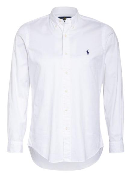 POLO RALPH LAUREN Hemd Custom Fit, Farbe: WEISS (Bild 1)