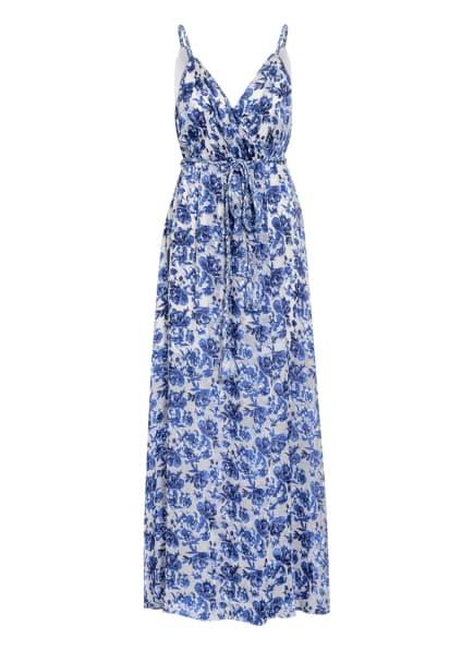 alice+olivia Kleid SAMANTHA, Farbe: WEISS/ DUNKELBLAU (Bild 1)