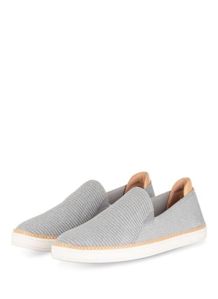 UGG Slip-on-Sneaker SAMMY, Farbe: SILBER (Bild 1)