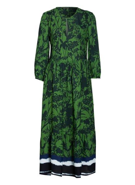 LUISA CERANO Kleid , Farbe: DUNKELBLAU/ GRÜN (Bild 1)