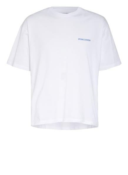 OPENING CEREMONY Oversized-Shirt, Farbe: WEISS (Bild 1)