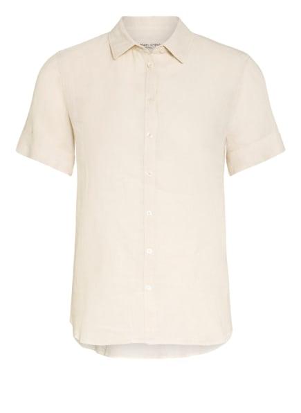 Marc O'Polo Hemdbluse aus Leinen, Farbe: CREME (Bild 1)