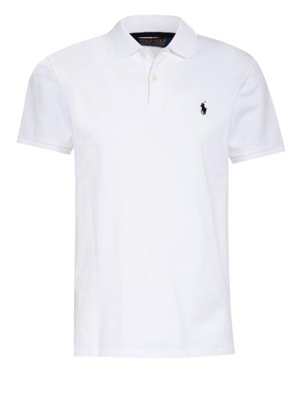 POLO GOLF RALPH LAUREN Piqué-Poloshirt Pro Fit , Farbe: WEISS (Bild 1)