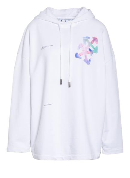 Off-White Oversized-Hoodie, Farbe: WEISS (Bild 1)