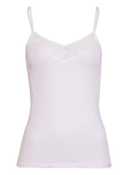 Skiny Top SMART COTTON , Farbe: WEISS (Bild 1)