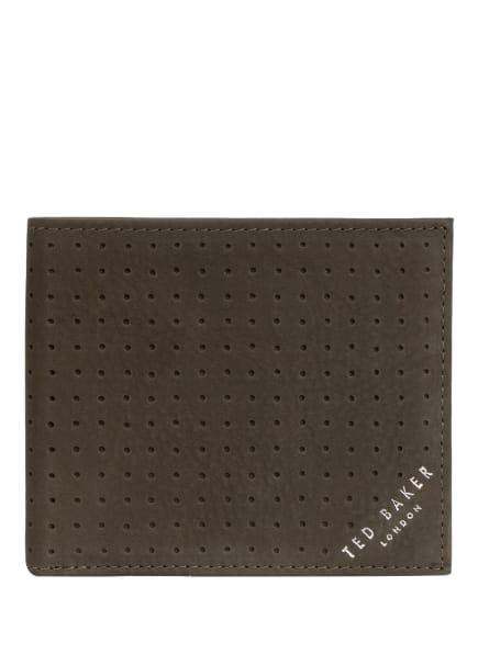TED BAKER Geldbörse SANDBAR, Farbe: OLIV (Bild 1)