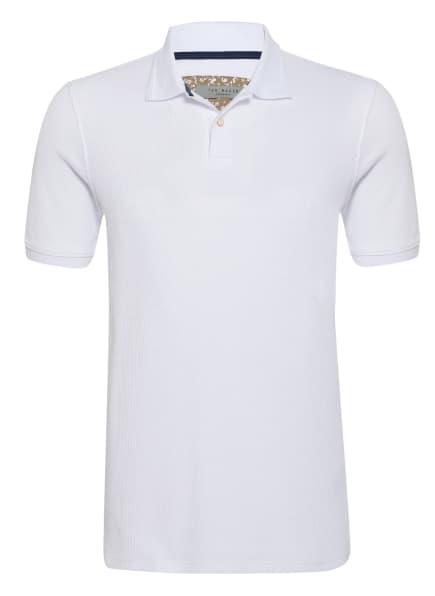 TED BAKER Poloshirt FUSHON, Farbe: WEISS (Bild 1)