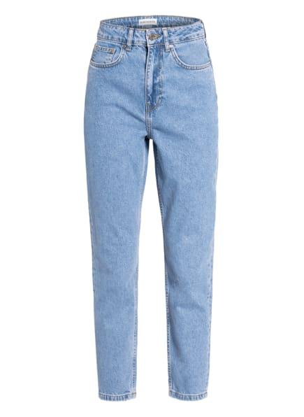 KARO KAUER 7/8-Jeans, Farbe: 570 Mid Blue (Bild 1)
