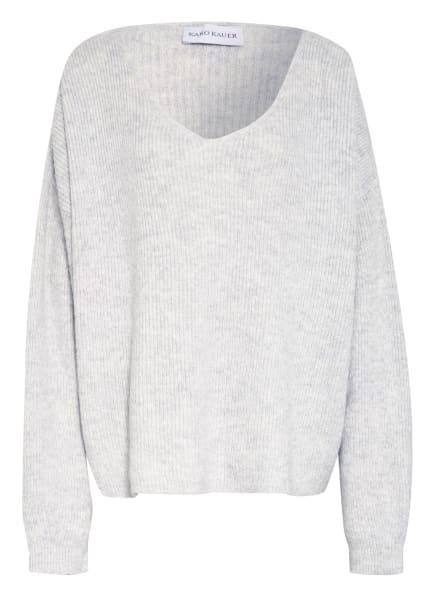 KARO KAUER Oversized-Pullover SUNA, Farbe: HELLGRAU (Bild 1)