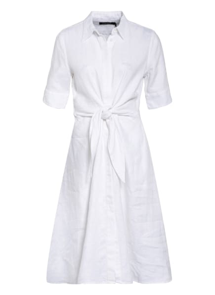 LAUREN RALPH LAUREN Hemdblusenkleid WAKANA mit 3/4-Arm, Farbe: WEISS (Bild 1)