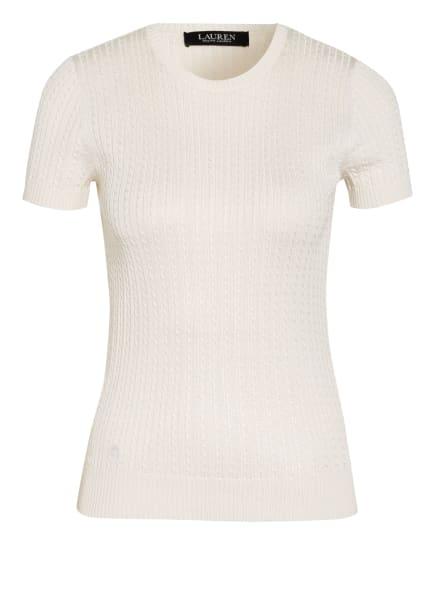 LAUREN RALPH LAUREN Strickshirt , Farbe: ECRU (Bild 1)