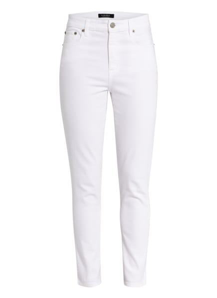 LAUREN RALPH LAUREN Skinny Jeans, Farbe: 001 WHITE WSH (Bild 1)