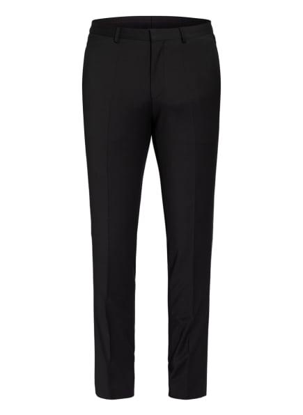 HUGO Anzughose HESTEN Extra Slim Fit, Farbe: SCHWARZ (Bild 1)