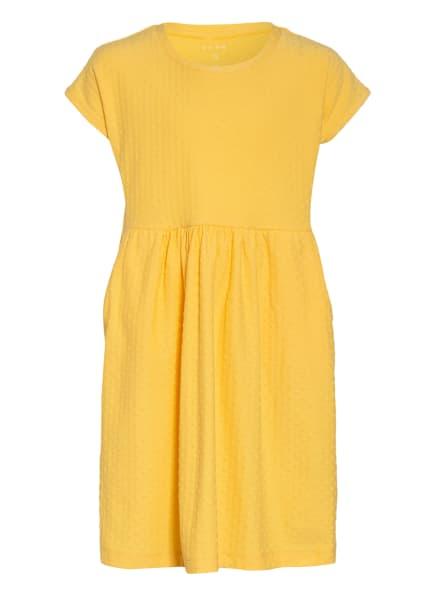 name it Jerseykleid, Farbe: DUNKELGELB (Bild 1)