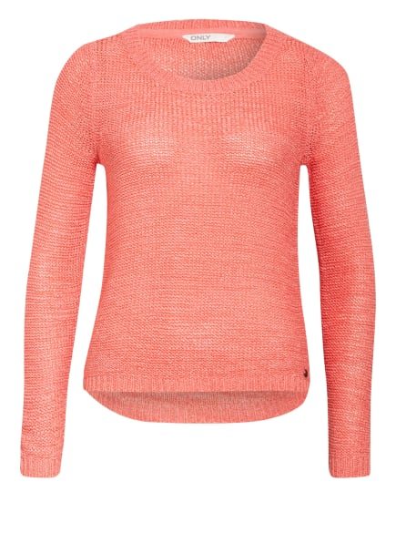 ONLY Pullover, Farbe: HELLROT (Bild 1)