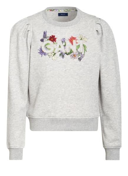 GANT Sweatshirt, Farbe: HELLGRAU (Bild 1)