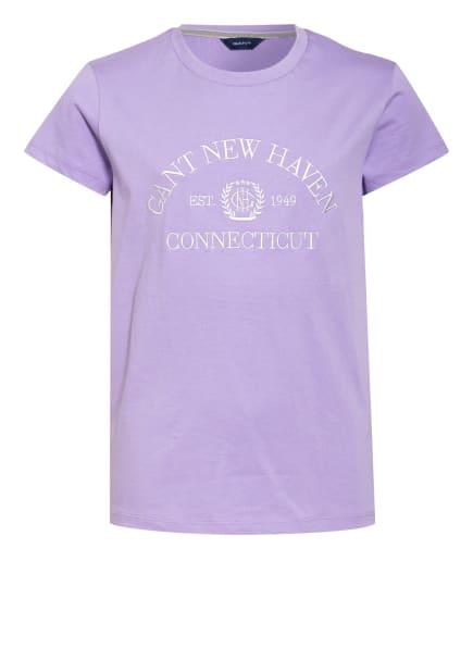 GANT T-Shirt, Farbe: HELLLILA (Bild 1)