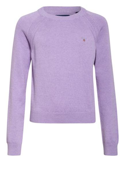 GANT Pullover, Farbe: HELLLILA (Bild 1)