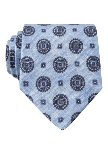 REISS Krawatte TROPEZ, Farbe: HELLBLAU/ BLAU/ WEISS (Bild 1)