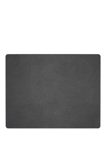 LINDDNA Tischset SQUARE L, Farbe: DUNKELGRAU (Bild 1)