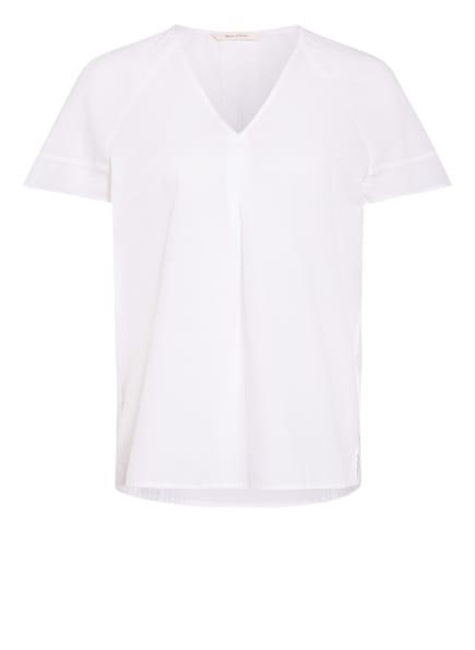 Marc O'Polo Blusenshirt , Farbe: WEISS (Bild 1)