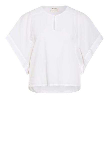 Marc O'Polo Blusenshirt, Farbe: WEISS (Bild 1)