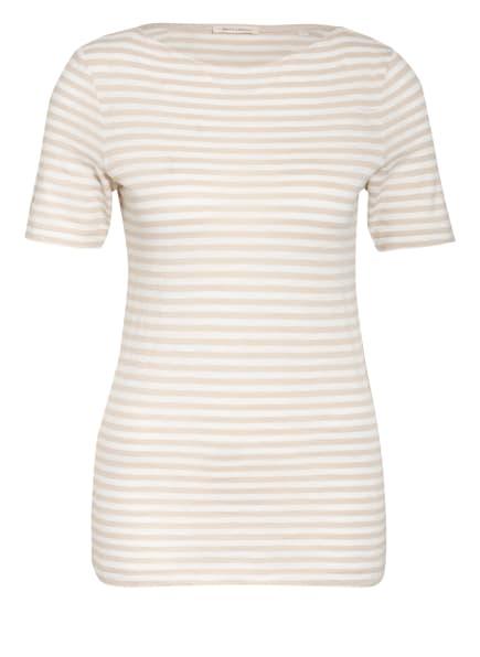Marc O'Polo T-Shirt, Farbe: WEISS/ CREME (Bild 1)