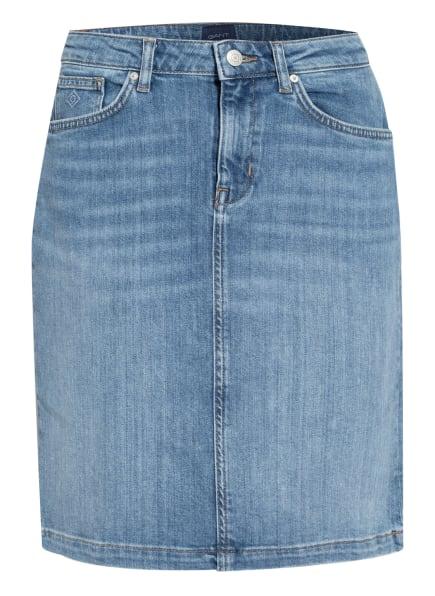 GANT Jeansrock, Farbe: 991 light blue worn in (Bild 1)