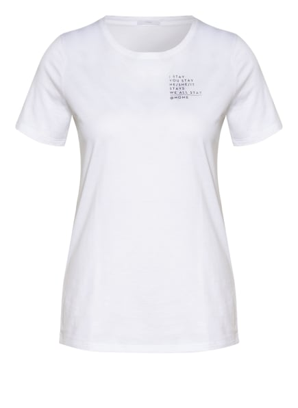 mey Lounge-Shirt Serie HOME OFFICE, Farbe: WEISS (Bild 1)
