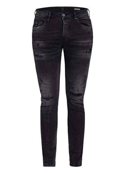 ER ELIAS RUMELIS Destroyed Jeans ERNOEL Comfort Fit, Farbe: 584 Dark Night (Bild 1)