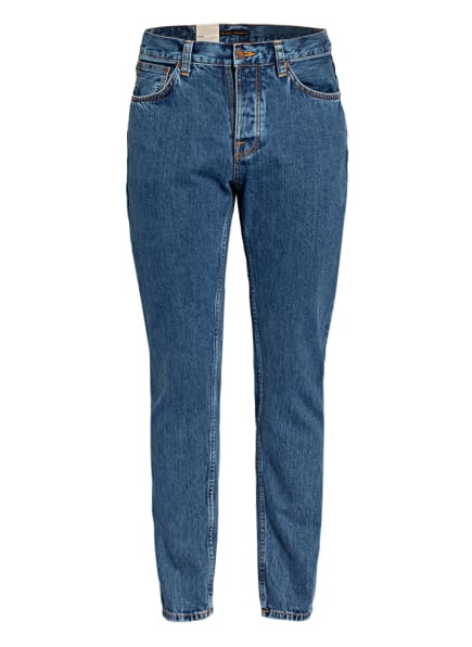 Nudie Jeans Jeans EDDIE II Regular Fit, Farbe: Friendly Blue (Bild 1)