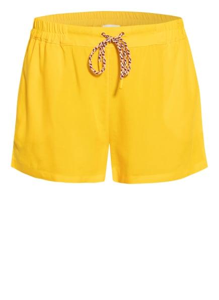Passionata Lounge-Shorts LINA , Farbe: DUNKELGELB (Bild 1)