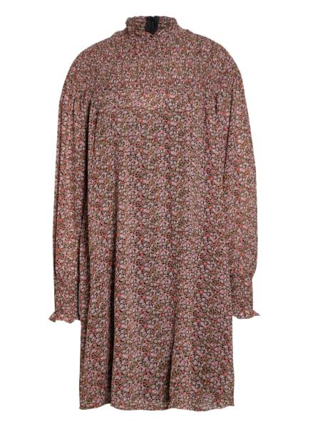 NEO NOIR Kleid MARLEY, Farbe: HELLROT/ ROSA/ SCHWARZ (Bild 1)