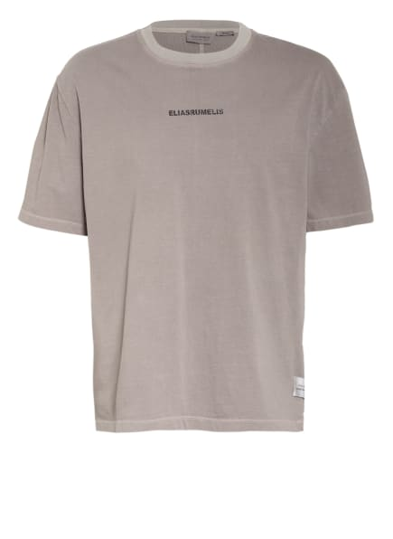 ER ELIAS RUMELIS T-Shirt ERBENJAMIN, Farbe: TAUPE (Bild 1)