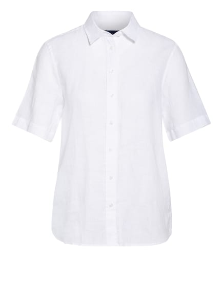 GANT Hemdbluse aus Leinen, Farbe: WEISS (Bild 1)