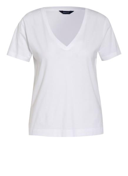 GANT T-Shirt, Farbe: 110 WHITE (Bild 1)