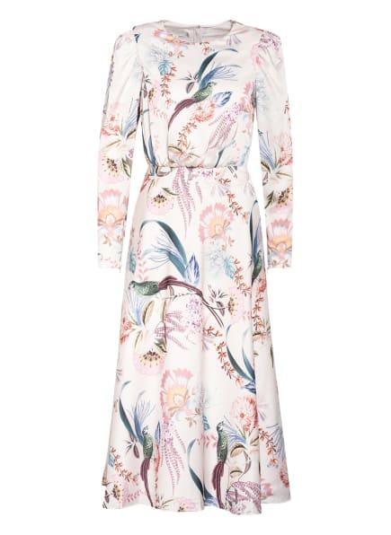 TED BAKER Kleid EDREANA, Farbe: CREME/ BLAU/ LACHS (Bild 1)