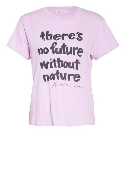 Marc O'Polo T-Shirt, Farbe: HELLLILA (Bild 1)