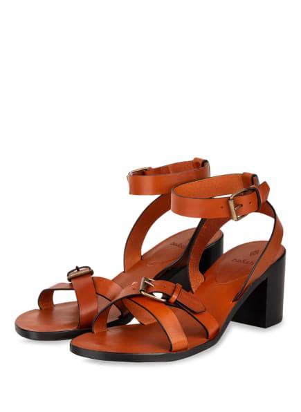 ba&sh Sandaletten CATHALYA , Farbe: COGNAC (Bild 1)
