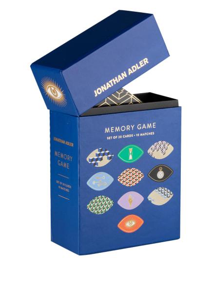 JONATHAN ADLER Spiel MEMORY GAME , Farbe: SCHWARZ/ WEISS/ GOLD (Bild 1)