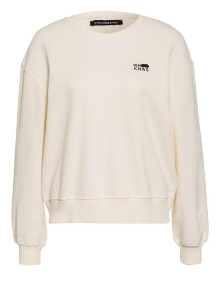 ONE MORE STORY Sweatshirt, Farbe: ECRU (Bild 1)
